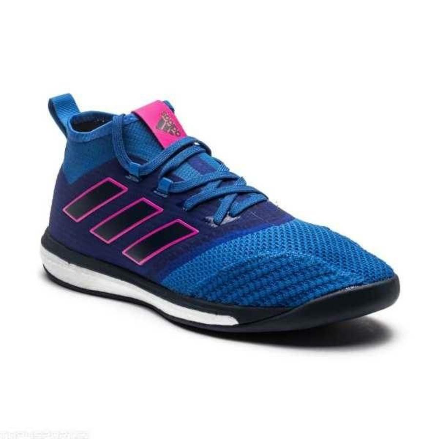 Kép 4/5 - Adidas ACE Tango 17.1 TR utcai cipő - kék-sötétkék-pink 3