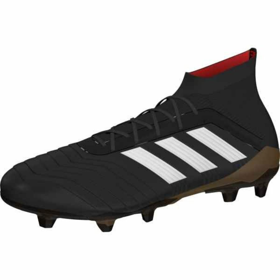 Kép 2/5 - Adidas Predator 18.1 FG Férfi stoplis cipő - fekete-barna-fehér 1