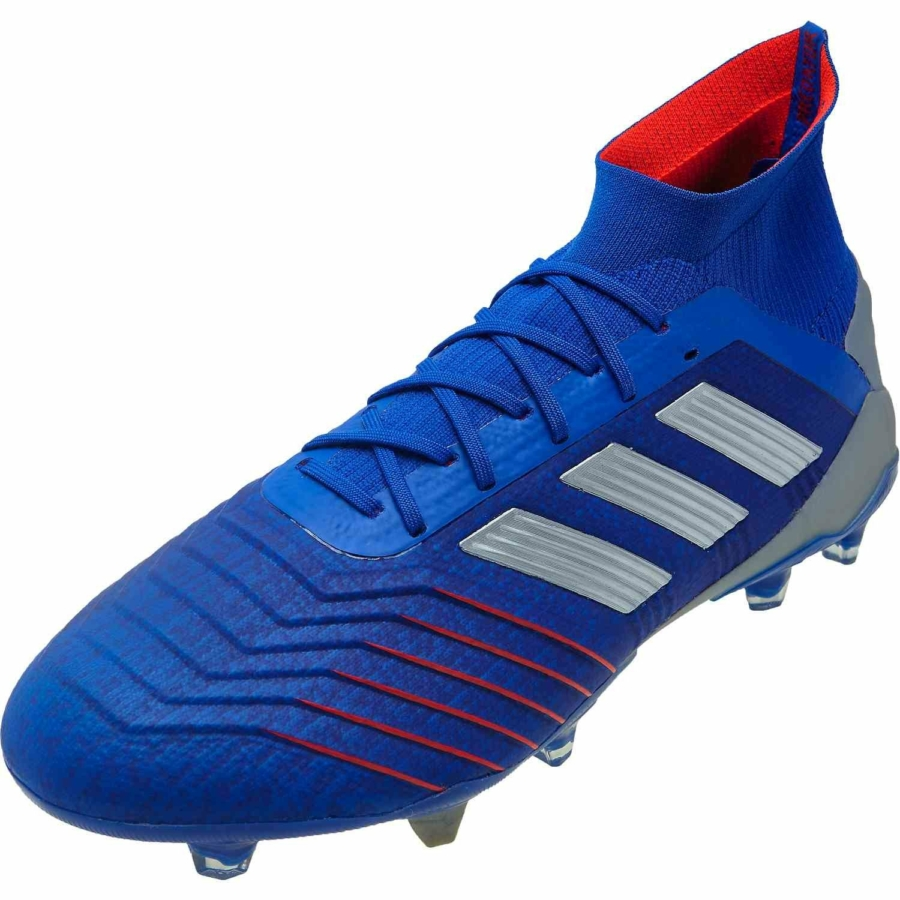 Kép 3/5 - Adidas Predator 19.1 FG stoplis cipő 2