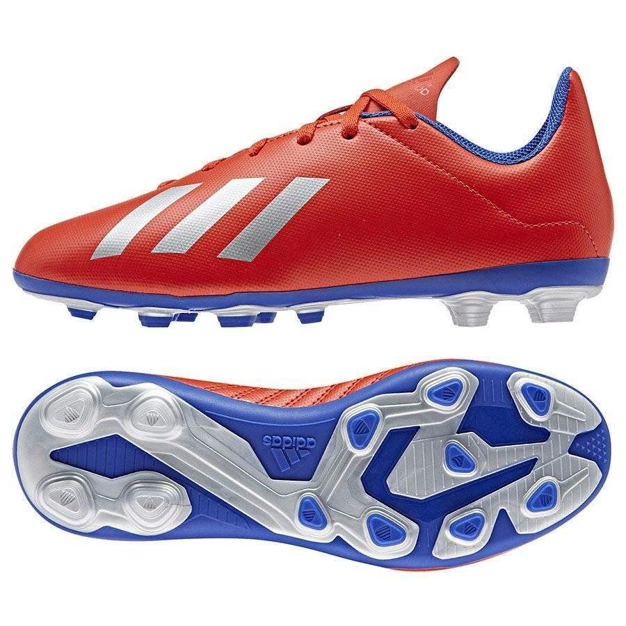 Kép 1/2 - Adidas X 18.4 FxG stoplis cipő junior