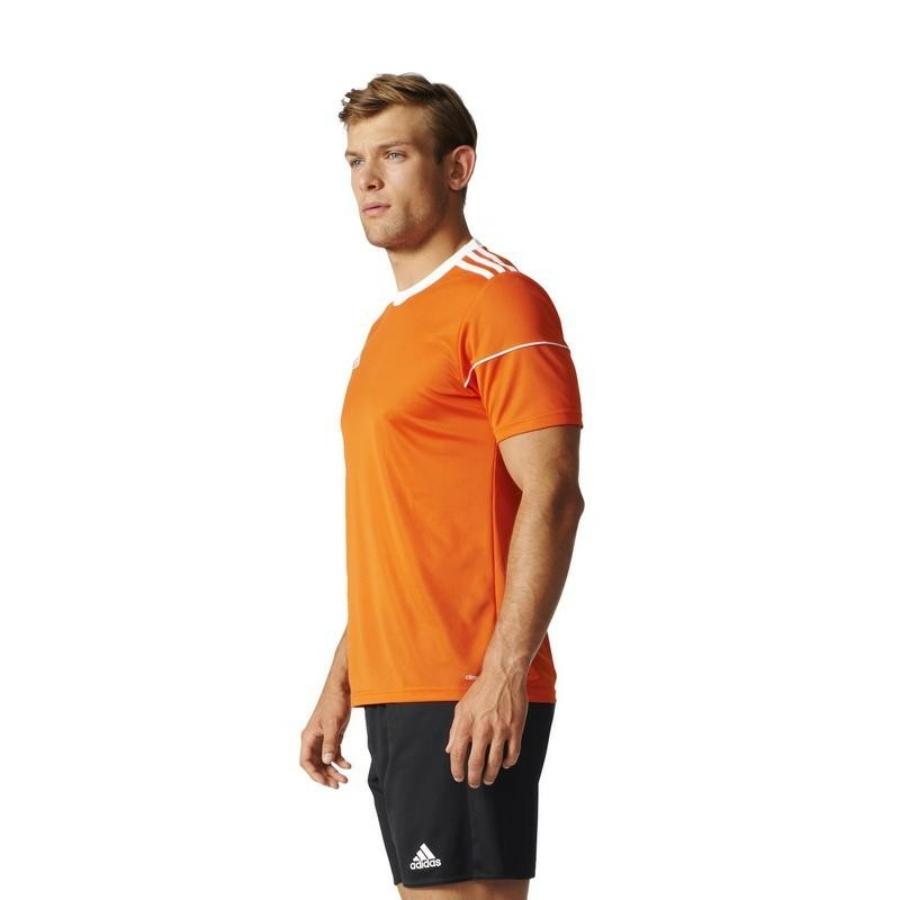 Kép 4/8 - Adidas Squadra 17 mez - narancssárga-fehér 3