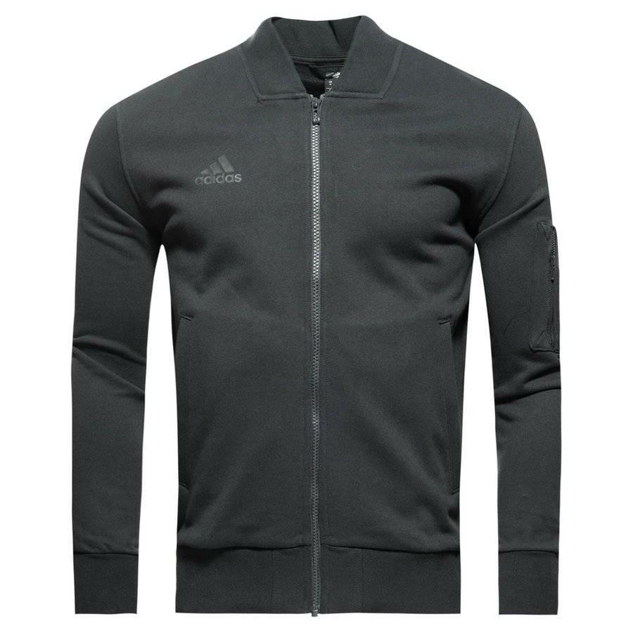 Kép 1/4 - Adidas Tango Future pamut Férfi bomber dzseki - fekete
