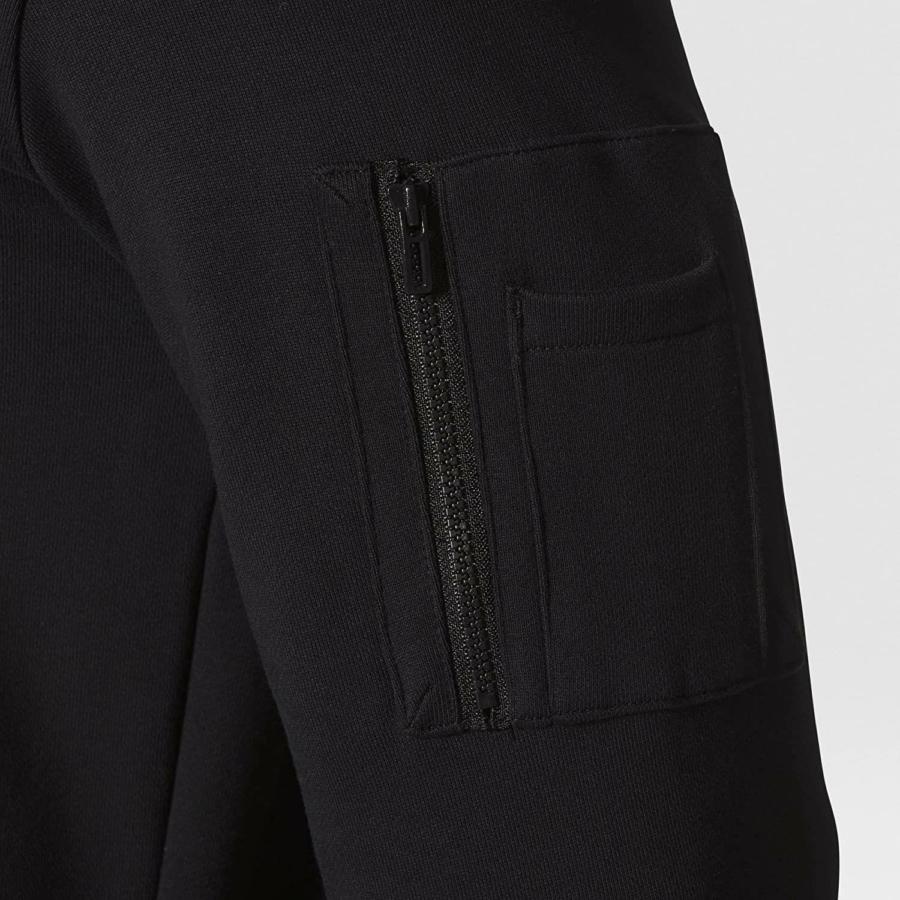 Kép 2/4 - Adidas Tango Future pamut Férfi bomber dzseki - fekete 1