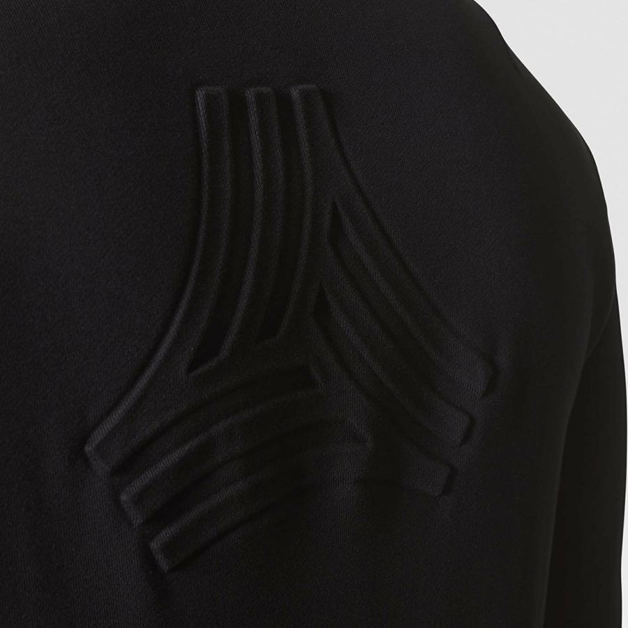 Kép 4/4 - Adidas Tango Future pamut Férfi bomber dzseki - fekete 3