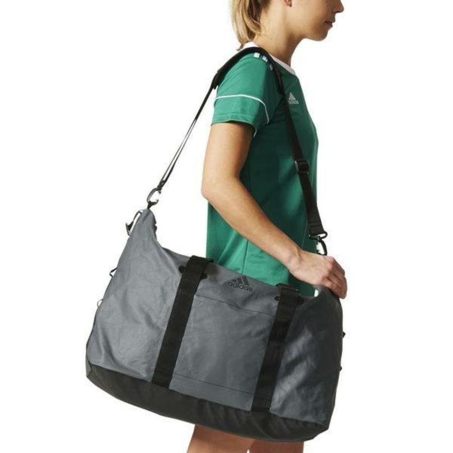 Kép 2/5 - Adidas FC Team Bag 17.1 táska - szürke 1