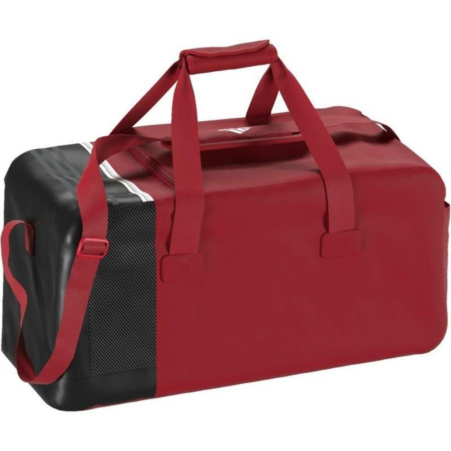Kép 2/8 - Adidas Tiro 17 sporttáska - piros-fekete-fehér