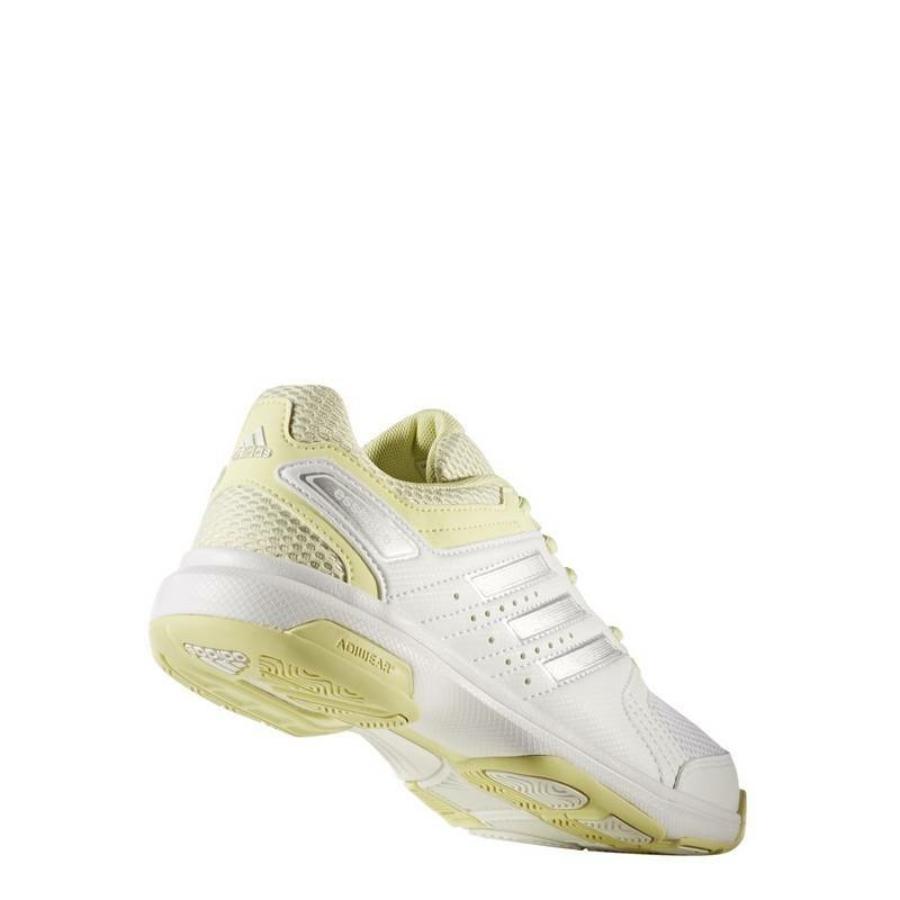 Kép 4/8 - Adidas Essence W Női Kézilabda Cipő -fehér-sárga-szürke 3