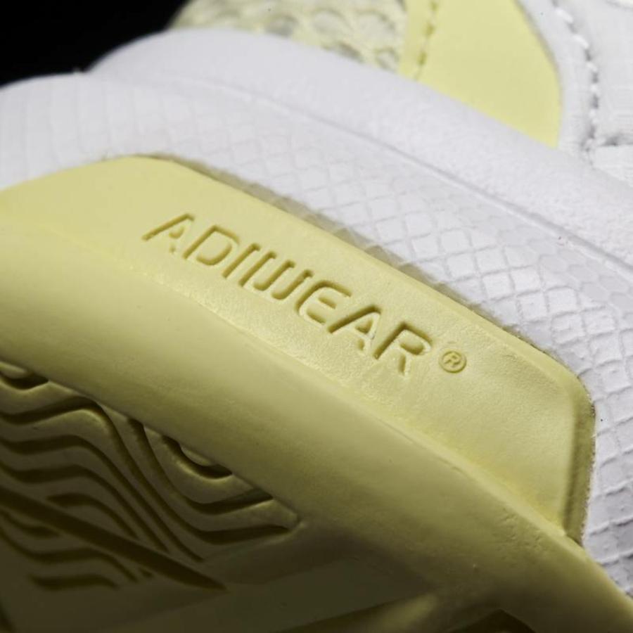 Kép 6/8 - Adidas Essence W Női Kézilabda Cipő -fehér-sárga-szürke 5