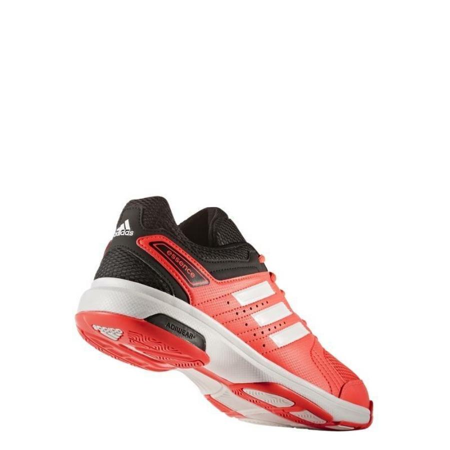 Kép 3/7 - Adidas Essence Női kézilabda cipő -piros-fekete-fehér 3