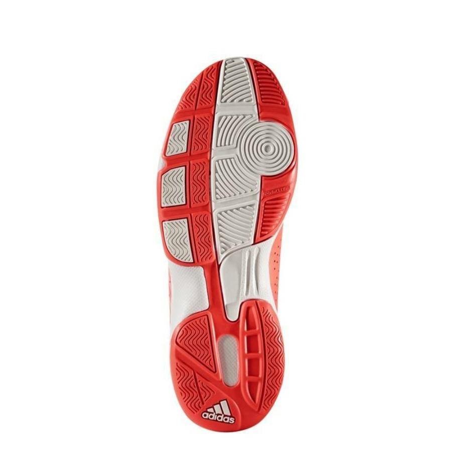 Kép 4/7 - Adidas Essence Női kézilabda cipő -piros-fekete-fehér 4
