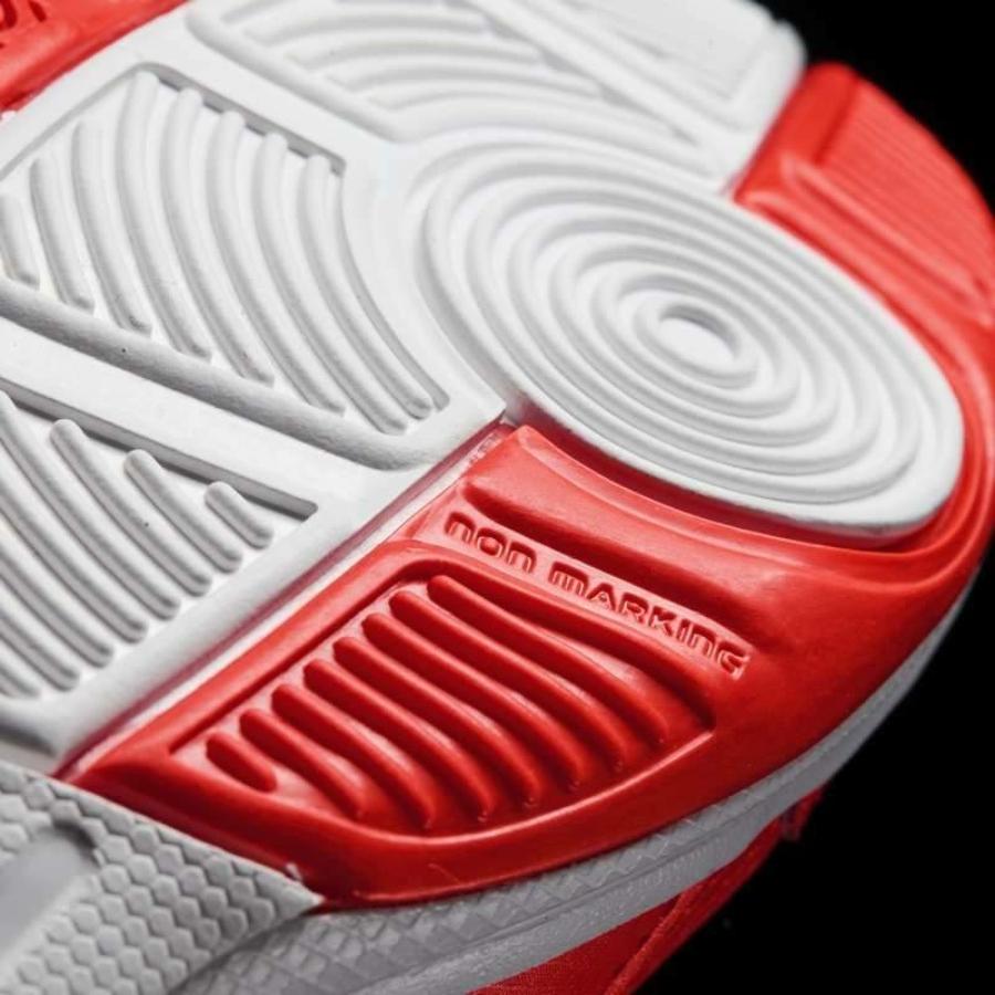 Kép 5/7 - Adidas Essence Női kézilabda cipő -piros-fekete-fehér 5