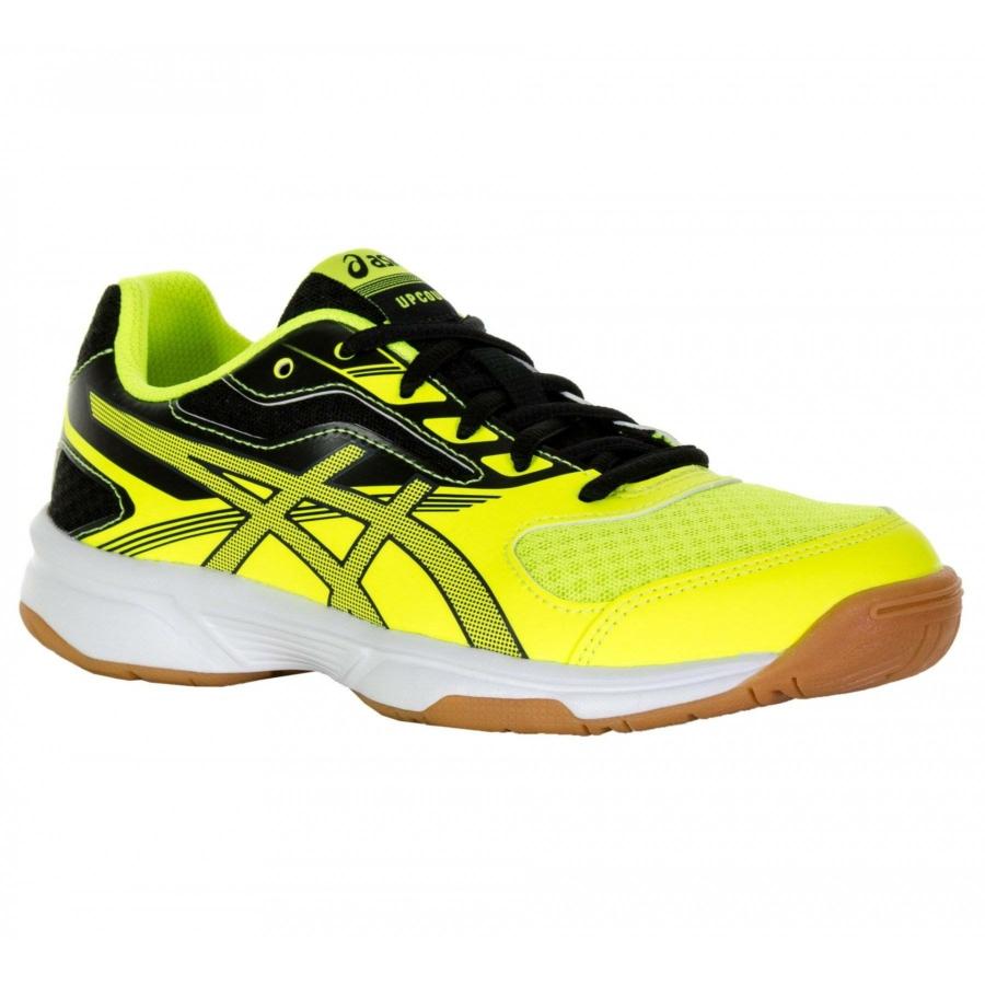 Kép 1/4 - Asics Upcourt 2 GS Gyerek kézilabda cipő - sárga-fekete
