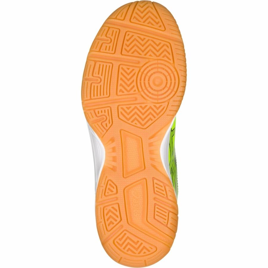 Kép 4/4 - Asics Upcourt 2 GS Gyerek kézilabda cipő - sárga-fekete 3