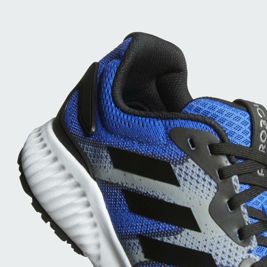 Kép 3/3 - Adidas Aerobounce férfi futócipő - kék 2