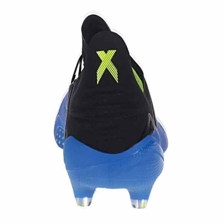 Kép 2/3 - Adidas X 18.1 FG stoplis cipő - kék 1
