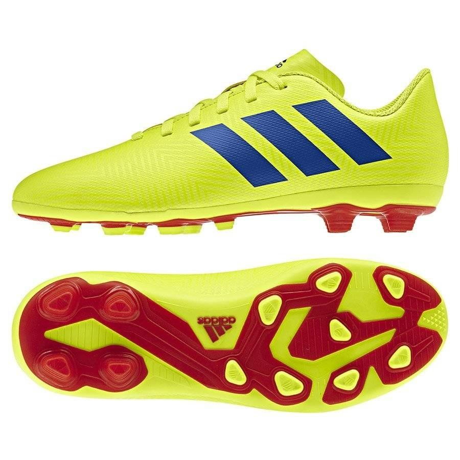 Kép 1/2 - Adidas Nemeziz 18.4 FxG stoplis cipő junior