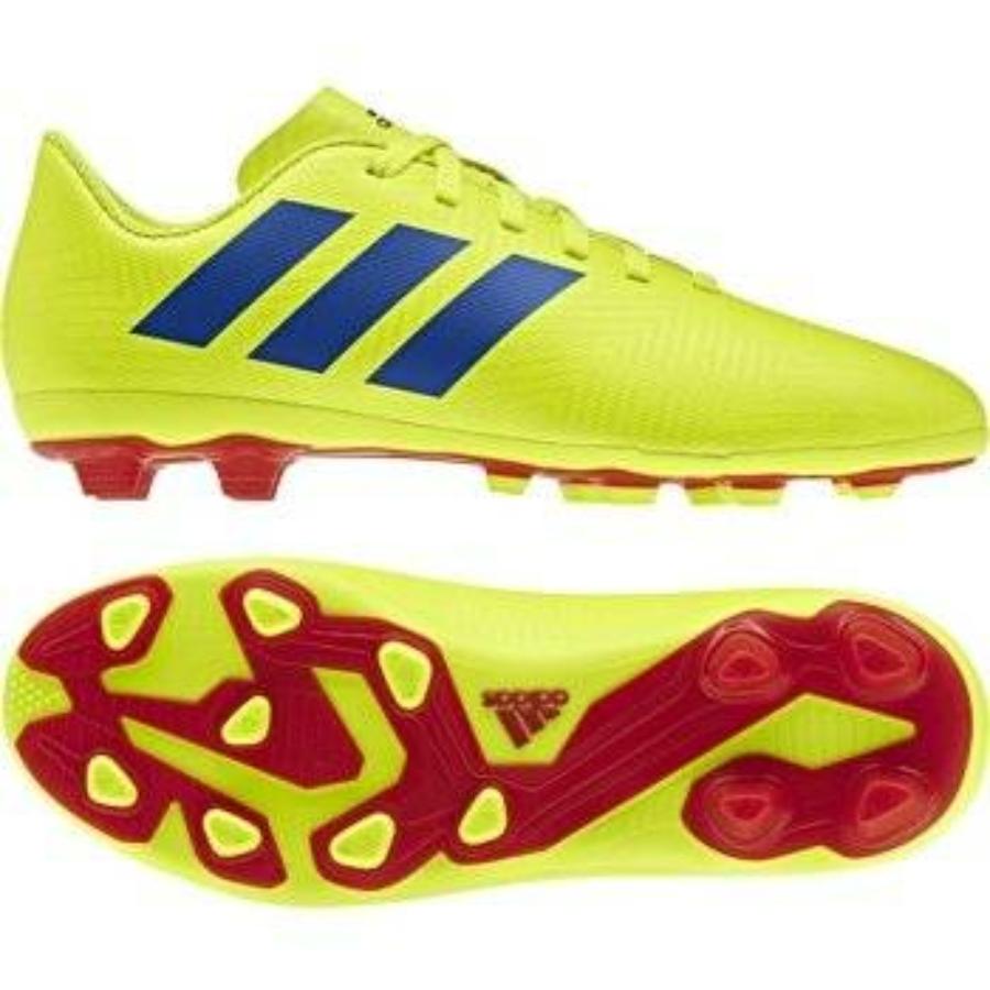 Kép 2/2 - Adidas Nemeziz 18.4 FxG stoplis cipő junior 1