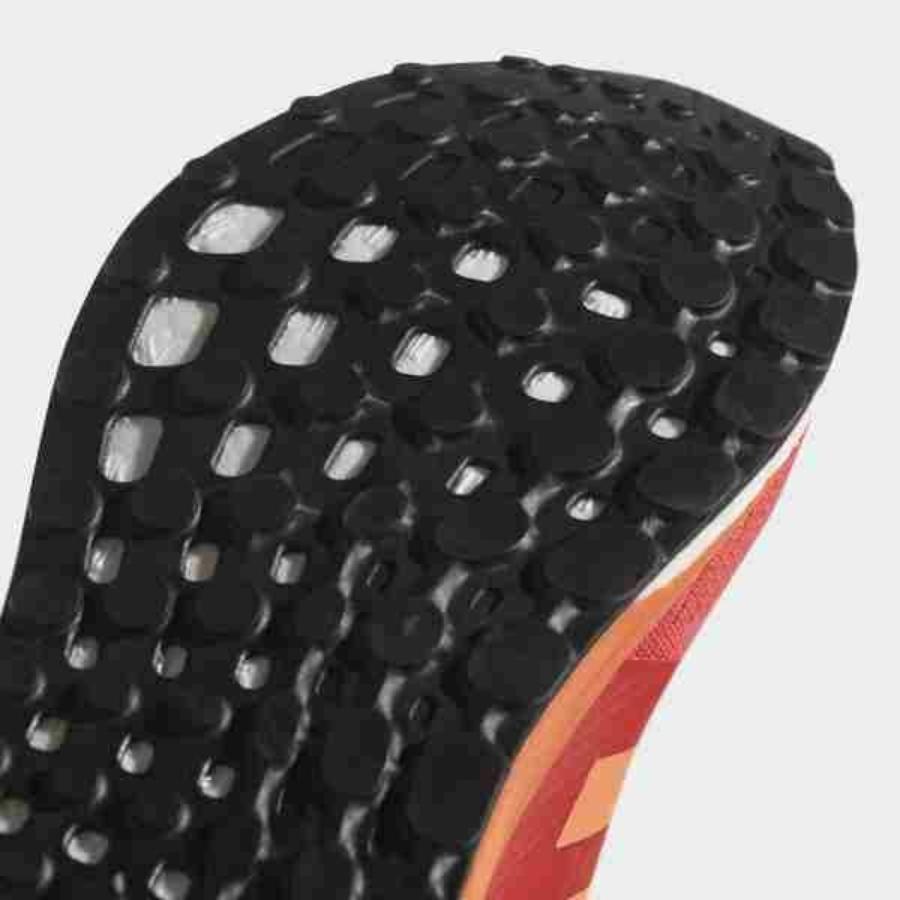 Kép 2/4 - Adidas Response ST W női futócipő - piros - narancssárga 1