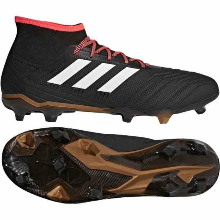 Kép 4/4 - Adidas Predator 18.2 FG  Férfi stoplis cipő 3