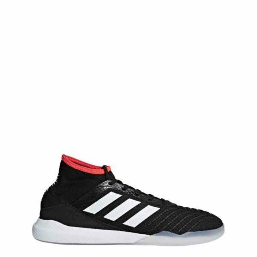 Kép 4/4 - Adidas Predator Tango 18.3 TR  Felnőtt utcai cipő - fekete-piros-fehér 3