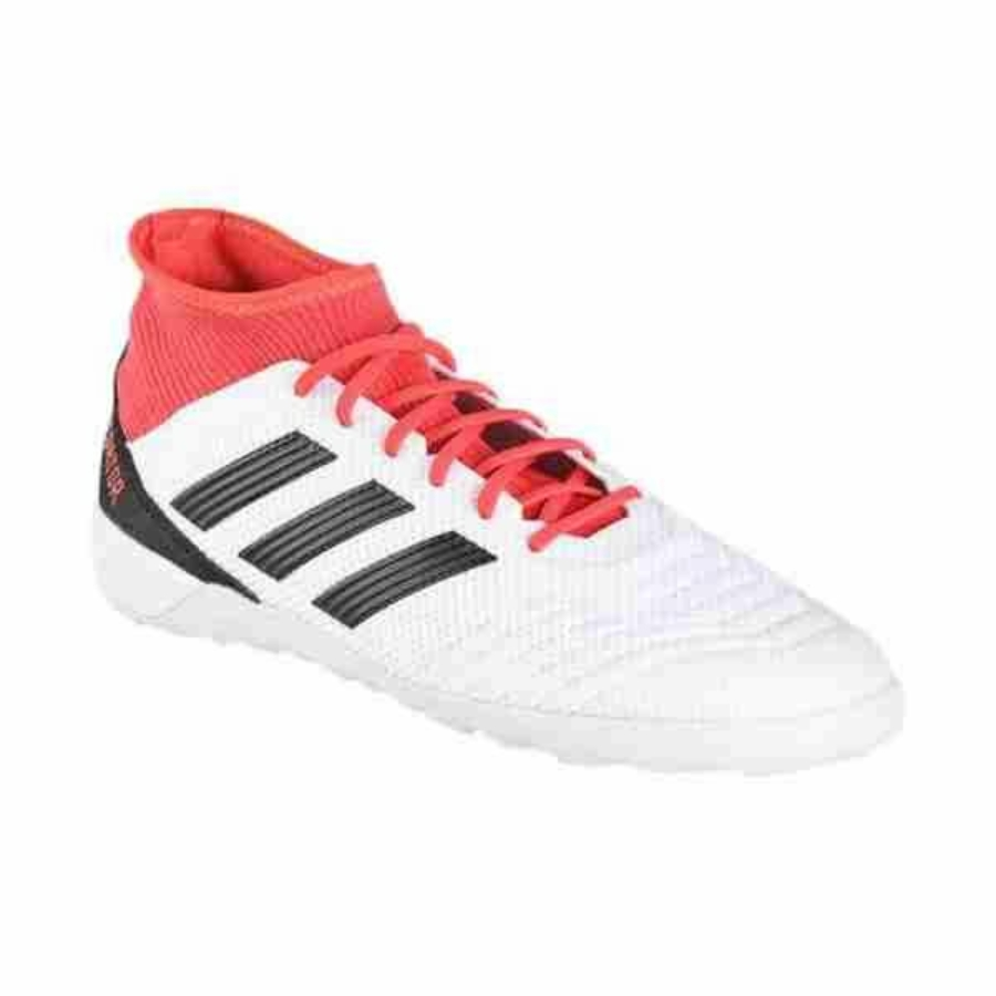 Kép 3/4 - Adidas Predator Tango 18.3 Férfi teremcipő - fehér-piros-fekete 2