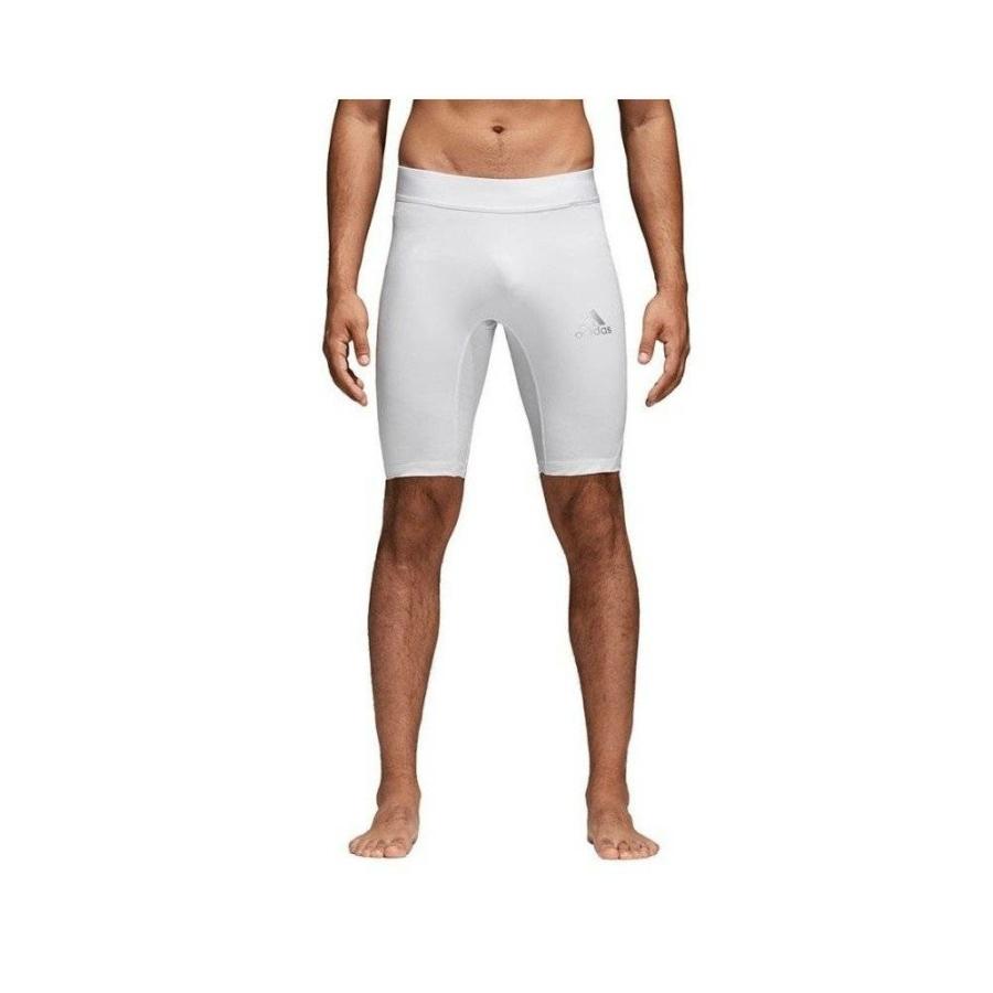Kép 1/1 - Adidas ASK aláöltözet rövidnadrág fehér felnőtt