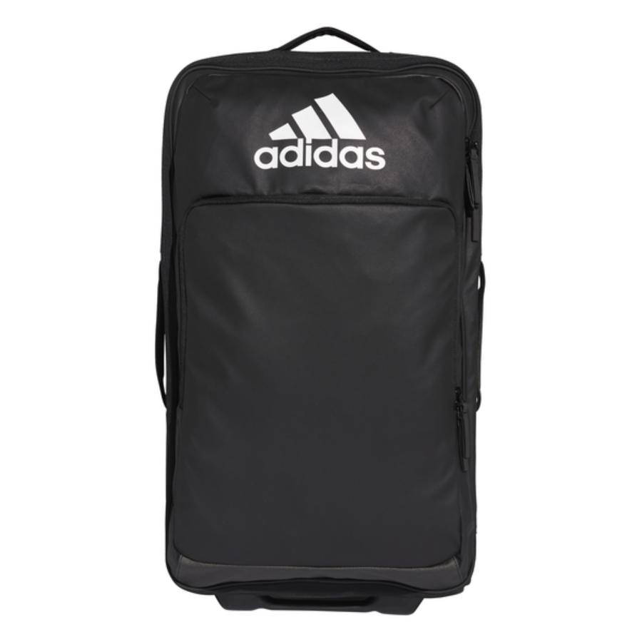 Kép 1/5 - ADIDAS T.TROLLEY M fekete gurulós bőrönd