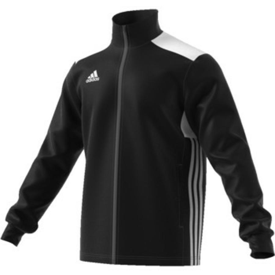 Kép 1/1 - CZ8624 Adidas Regista 18 PES melegítő felső fekete felnőtt