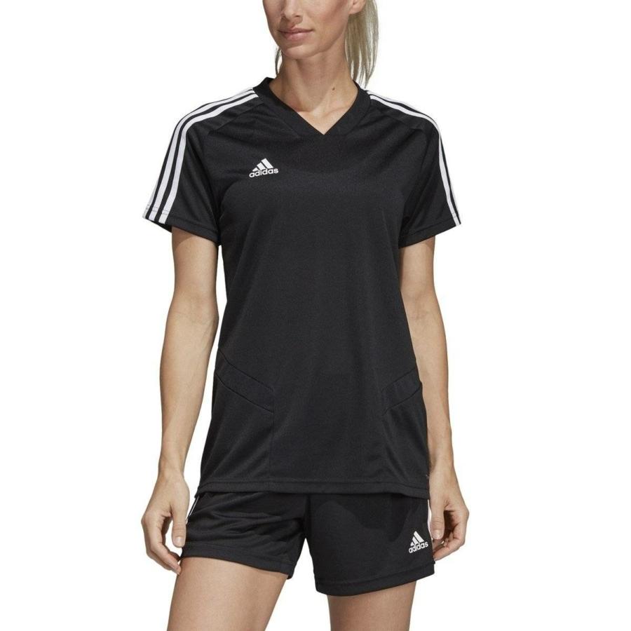 Kép 1/1 - Adidas Team 19 edző mez női fekete