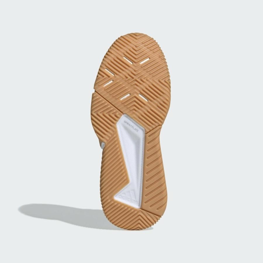 Kép 2/8 - Adidas Crazyflight Team fehér kézilabda cipő 1