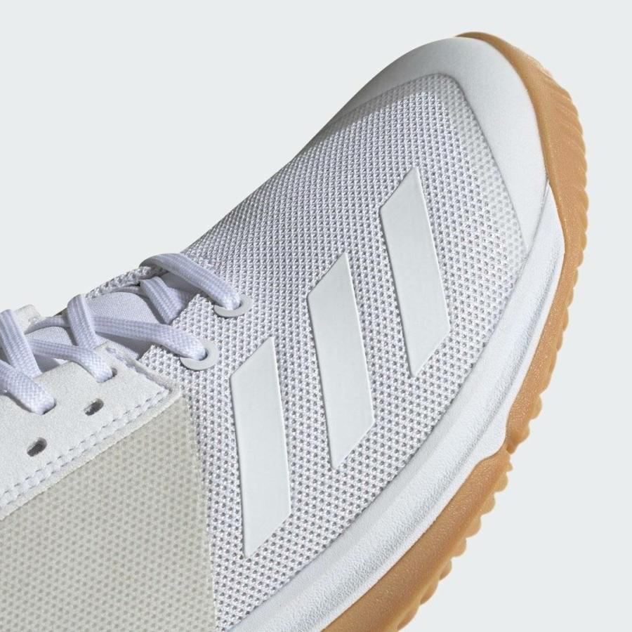 Kép 4/8 - Adidas Crazyflight Team fehér kézilabda cipő 3