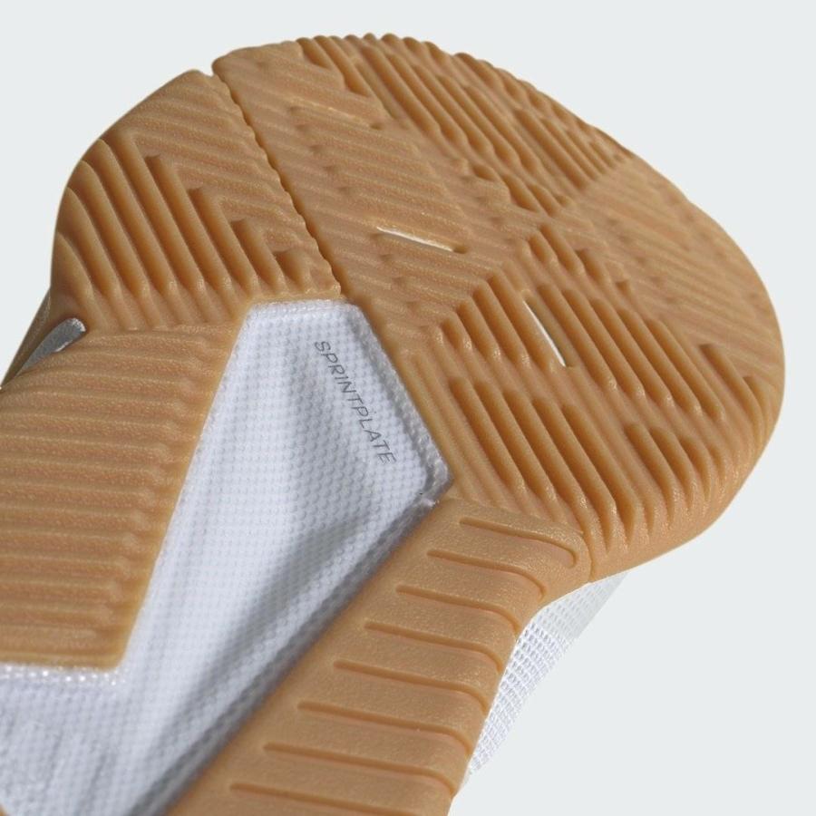 Kép 5/8 - Adidas Crazyflight Team fehér kézilabda cipő 4