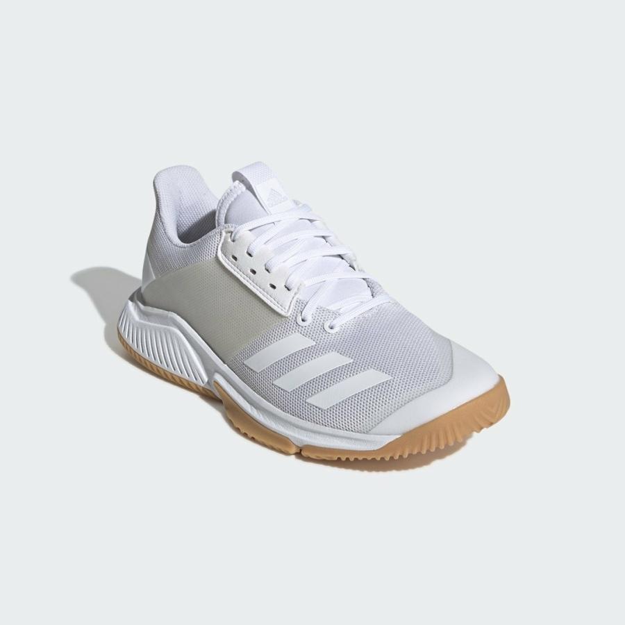 Kép 6/8 - Adidas Crazyflight Team fehér kézilabda cipő 5