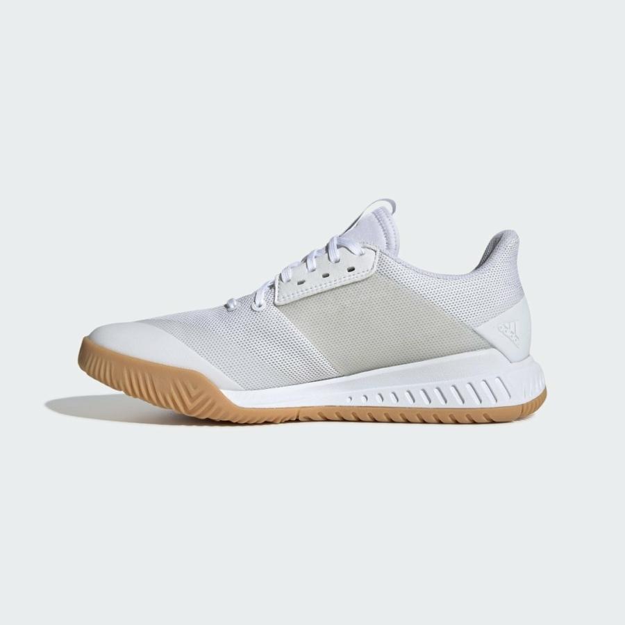 Kép 7/8 - Adidas Crazyflight Team fehér kézilabda cipő 6