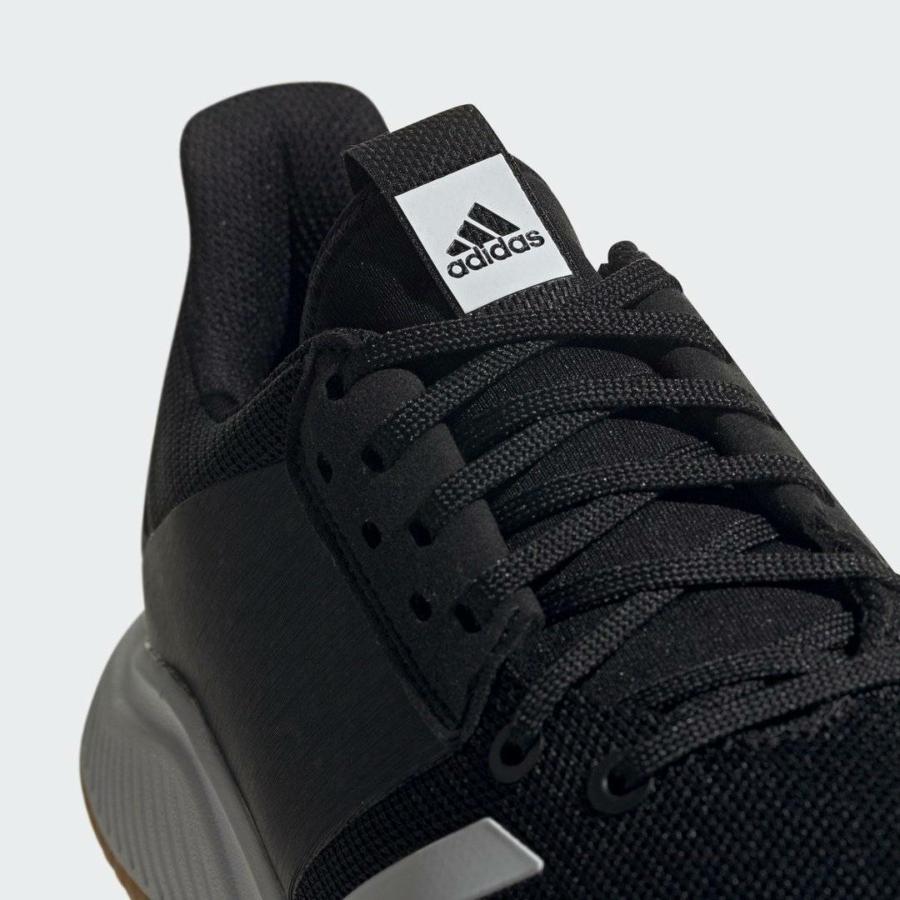 Kép 3/8 - Adidas Crazyflight Team fekete röplabda cipő 2