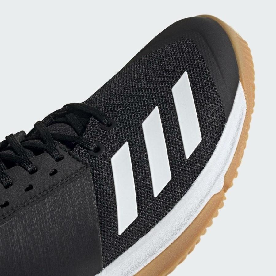 Kép 5/8 - Adidas Crazyflight Team fekete röplabda cipő 4