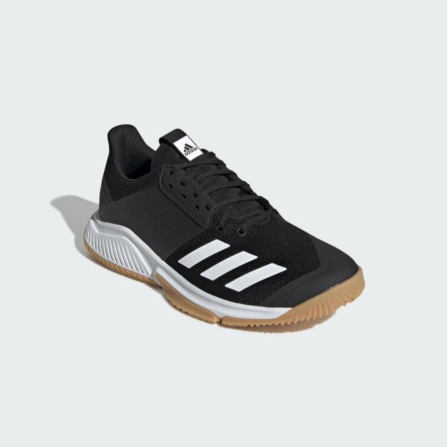 Kép 6/8 - Adidas Crazyflight Team fekete röplabda cipő 5