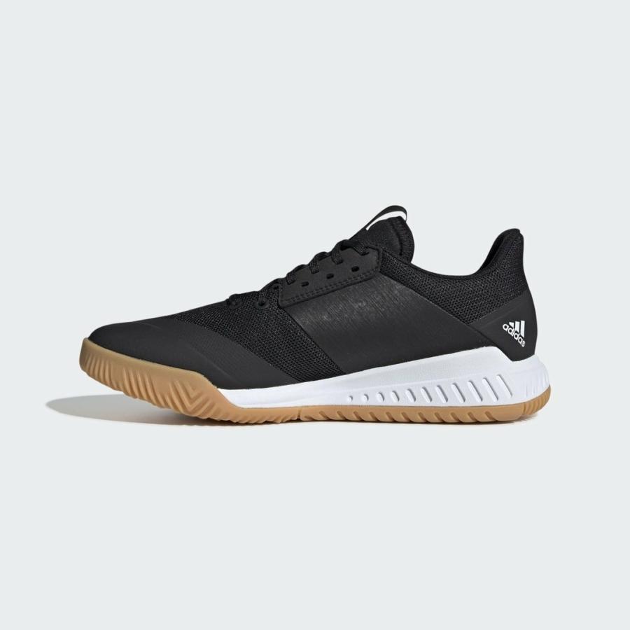 Kép 7/8 - Adidas Crazyflight Team fekete röplabda cipő 6