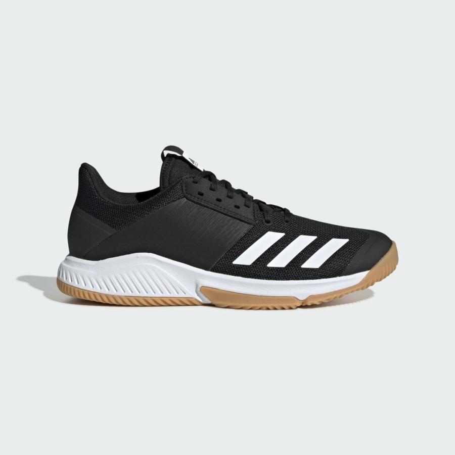 Kép 1/8 - Adidas Crazyflight Team fekete röplabda cipő