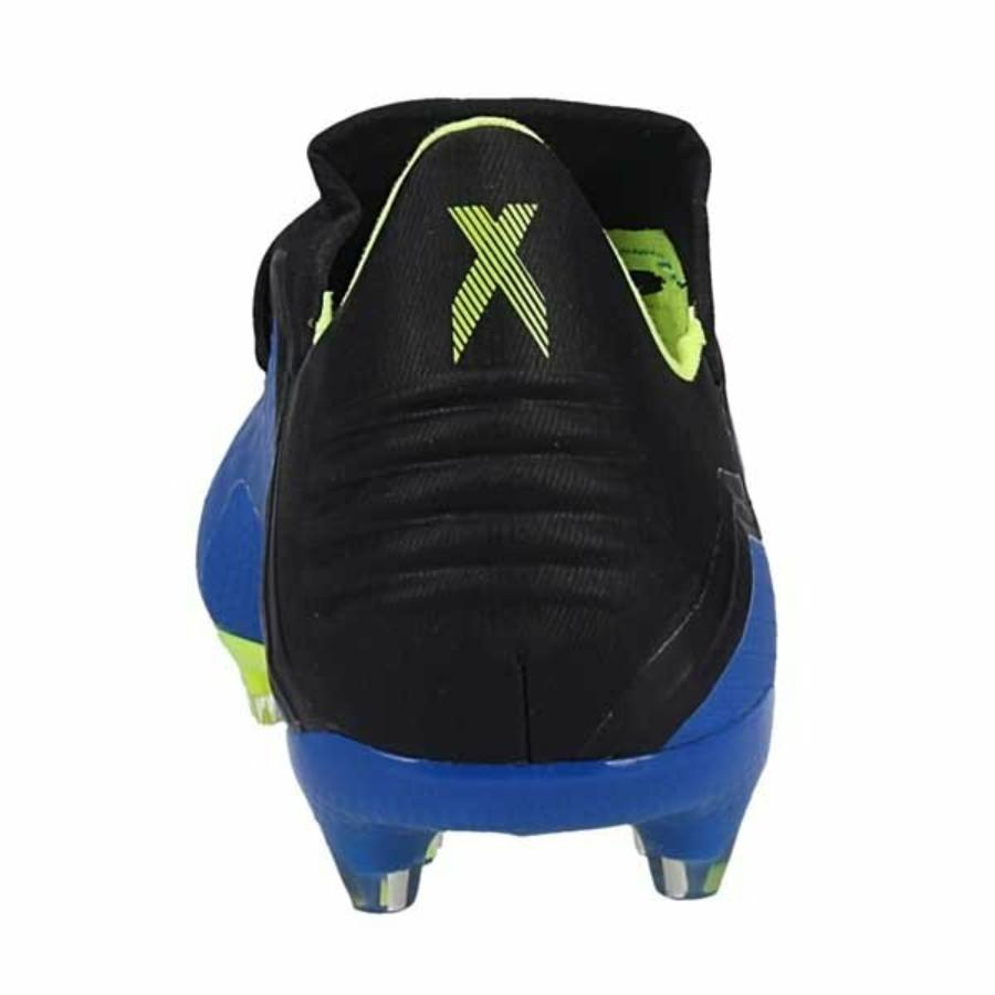 Kép 2/3 - Adidas X 18.2 FG stoplis cipő - kék 1