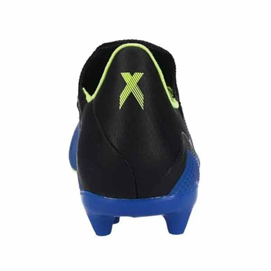 Kép 2/3 - Adidas X 18.3 FG stoplis cipő - kék 1