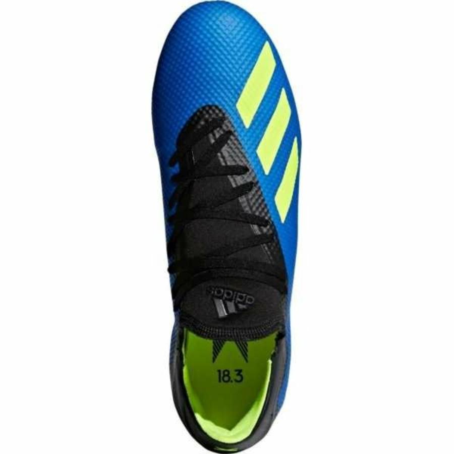 Kép 3/3 - Adidas X 18.3 FG stoplis cipő - kék 2