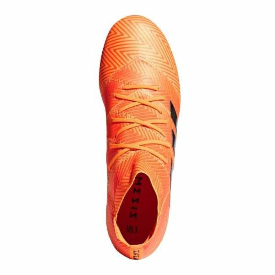 Kép 3/3 - Adidas Nemeziz 18.1 FG stoplis cipő - narancssárga 2