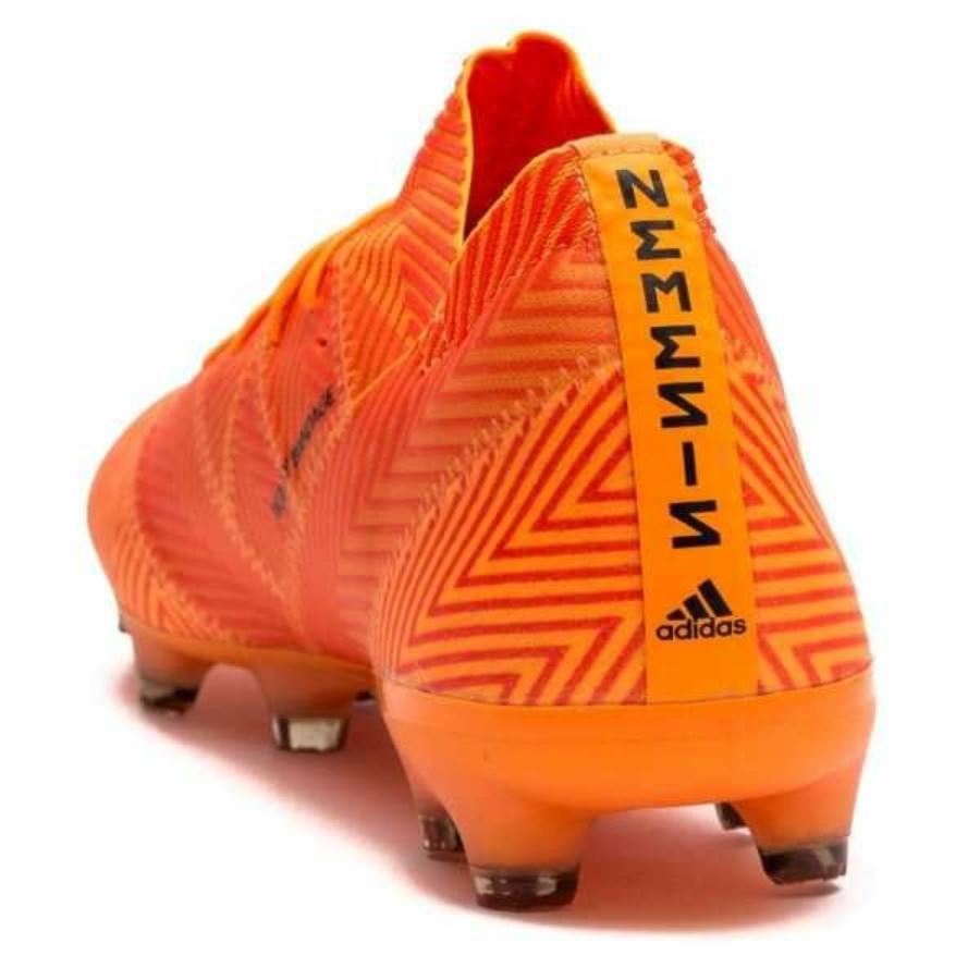 Kép 2/3 - Adidas Nemeziz 18.1 FG stoplis cipő - narancssárga 1