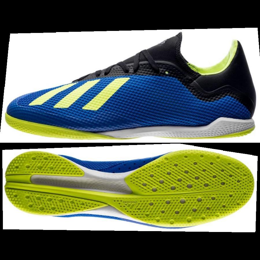 Kép 1/2 - Adidas X 18.3 teremcipő