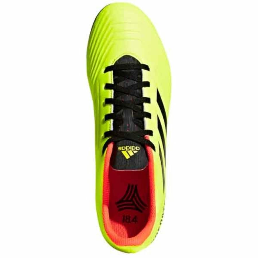 Kép 2/3 - Adidas Predator Tango 18.4 TF műfüves cipő - citromsárga 1