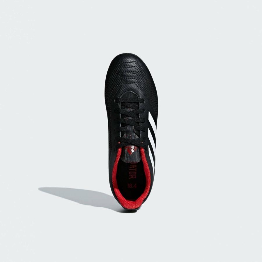 Kép 3/4 - Adidas Predator 18.4 FxG junior stoplis cipő 2