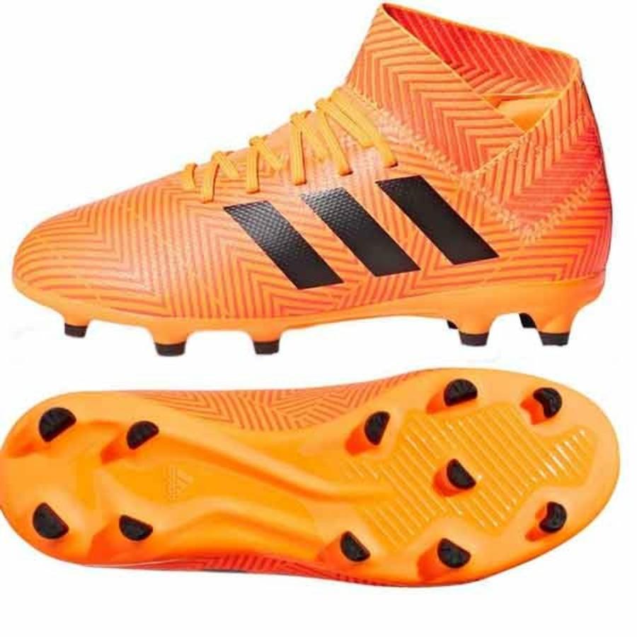 Kép 1/3 - Adidas Nemeziz 18.3 FG stoplis cipő junior - narancssárga