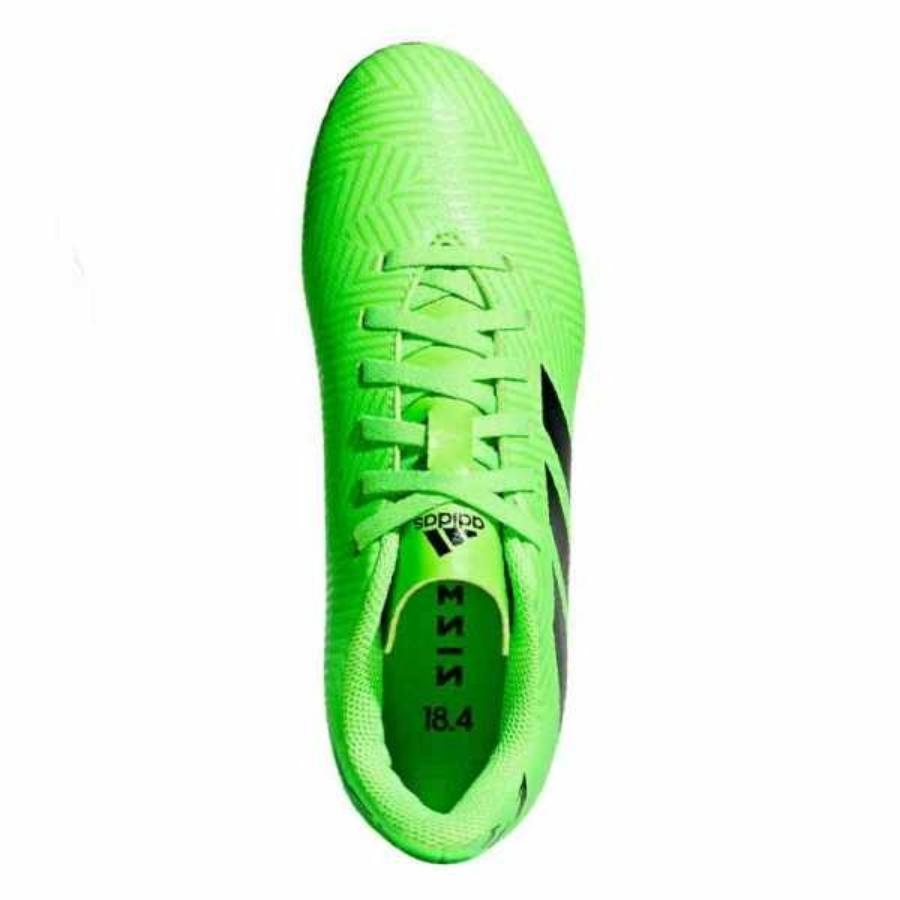 Kép 2/3 - Adidas Nemeziz Messi 18.4 FxG stoplis cipő junior - zöld 1