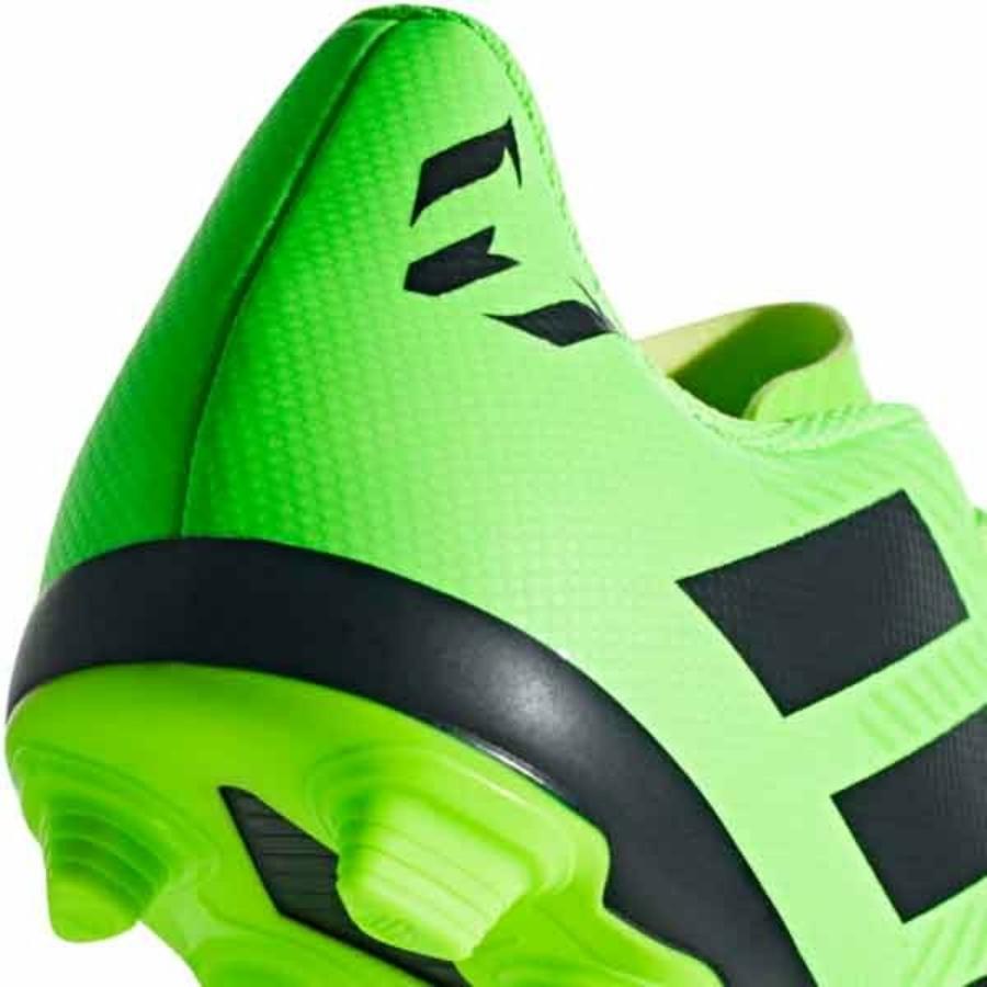 Kép 3/3 - Adidas Nemeziz Messi 18.4 FxG stoplis cipő junior - zöld 2
